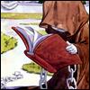 eumelia: (little destiny - bookworm)