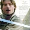 electric_butterfly: Jamie Lannister, arrogant as usual (Jamie)