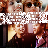retro_eidas: (spn - thelma and louise)