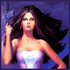shewhohashope: woman in dress holding a gun (Comics: Talia al Ghul)