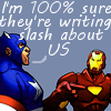 marinarusalka: (comics: Steve/Tony slash)