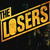 saekhwa: Yellow text that reads: 'The Losers' from the comics (The Losers)