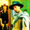forgottoinflect: (Abed is old western colors now)