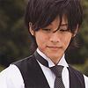 wildforce71: Takeru smiling. Sort of. A bit. (Takeru)