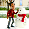 forgottoinflect: (Abed is stop motion now)