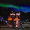 juniperphoenix: Aurora Borealis sculpture from Northern Exposure (Aurora Borealis)