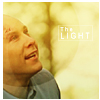 """juniperphoenix: Lex Luthor stares giddily up into the sunshine with text: """"The LIGHT"""" (Spring)"""