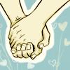 littlebutfierce: (oofuri manga hands blue)