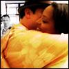 red_eft: Angel Batista hugs Maria LaGuerta (from Dexter) (Angel/Maria huggggs)