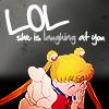rabbitheartedgirl: (PFFFT you doofus)