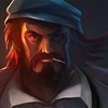 leagueoflegends: Official Skin Mafia Graves from League of Legends. (Mafia Graves)
