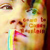 gigglingkat: Come to Candy Mountain! It'll be an ADVENTURE! (cracktastic! Candy Mountain!)