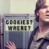 gigglingkat: Can't keep my hands, my hands, my hands out the cookie jar (easily distracted: Cookies)