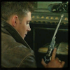 gigglingkat: I got a bullet with a name on it. (tvboyfriend: Dean Winchester)