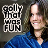 gigglingkat: From the early early mornin' to the early early night (when she was bad: Golly Fun)
