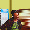 "horchata: Abed from ""Community"" looking sassy and leaning in to tell someone something. (gees leaning abed)"