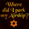 jesidres: Where did I park my airship? (Steampunk- Where did I park my airship?)