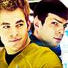 rabidchild67: (Jim & Spock - shoulder)