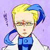 mikacholy: (akuroma: upset)