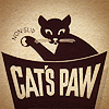 franklanguage: Cat's Paw logo (cat's paw)