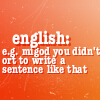 forodwaith: (writing)