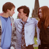 moerae: ([Doctor Who] Team TARDIS: I will say thi)