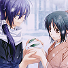 iaijutsu: (Copping a feel.)