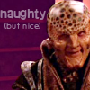 wychwood: G'Kar looking naughty (but nice) (B5 - G'Kar naughty)