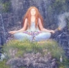 tranquilityseekers: meditation girl (Default)