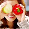 viviolo: ({my princess} veggies!)