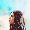 vahinkoelain: A picture of Morgana LeFay, played by Katie McGrath (Default)