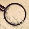 sherlockian: (magnifying glass)