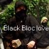 hexe: (black bloc)