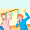 littlebutfierce: (lovecom karaoke)