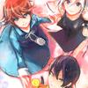 presumablyalone: (Seto + Crow + Ren   The three of us)