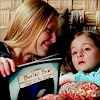 fringe_exchange: Olivia reading to her niece (Reading)