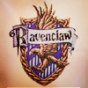 250in5: The Ravenclaw house crest from Harry Potter (Ravenclaw)