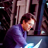 dulcinea: Bruce Banner lookin' fly ([A] workin on dat tesseract)