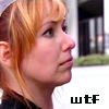 fish_echo: Kari from Mythbusters looking shocked/angry/surprised with text 'WTF' (Fandom-Mythbusters-Kari & WTF?!)