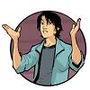 cmshaw: DC Comics: Jaime throws up his hands (Seriously you guys)