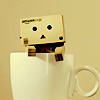 avoid: (Cup of robot)