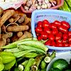 susanreads: food: assorted fresh vegetables (food)