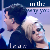 calystarose: Adam Lambert & Tommy Joe Ratliff (in the way you lean)