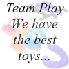 lilyleia78: Team Play: We have the best toys (SGA: Team Play)