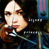 "strina: allison nocking back arrow caption ""disney princess"" (allison - disney princess)"