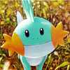 pyrrhocorax: mudkip is smiling at you (Mudkip!)