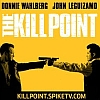 scribblerfic: Cali and Mr. Wolf from The Kill Point hold each other at gunpoint (kill point cali and wolf at gunpoint)