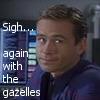 """wychwood: Trip: """"Sigh... again with the gazelles"""" (Ent - gazelles)"""
