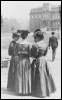 shes_a_geek: Group of women students from 1870 on the original University of California campus. (california, female students, history)