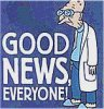 kis: (General: good news)